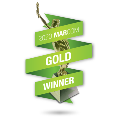 Benecomms is a gold MarCom award recipient in thee Digital Media category for our work on The Climate Service's e-newsletter.